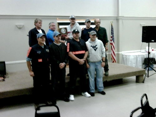 Rockspring Blue Mine Rescue Team