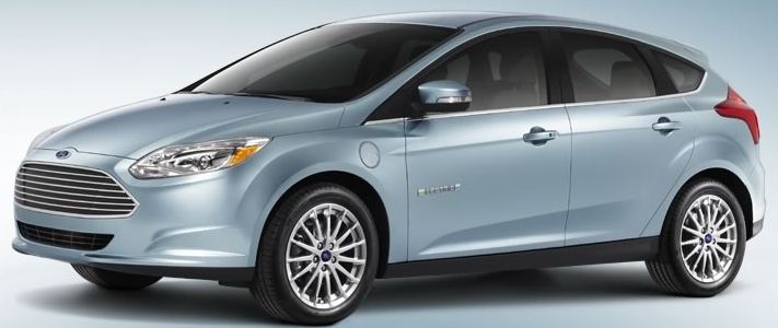 Ford Focus Electric (NYSE: F)