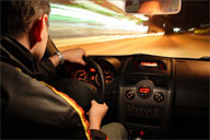 Speeding's not only dangerous - it also guzzles gas