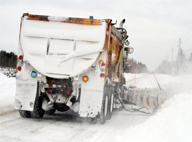 Applying salt on icy roads makes them safer, but at a hefty environmental price.