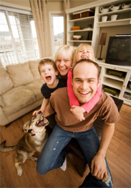 Certified environmental home inspections can help homeowners save money while also ensuring family health.