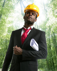 Green job growth is on the rise -- all you need is the right education.