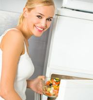 Your refrigerator uses more electricity than any other kitchen appliance.