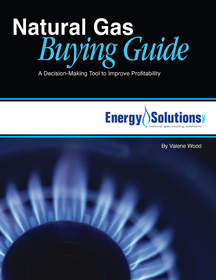 Natural Gas Buying Guide Helps Buyers Improve Profitability