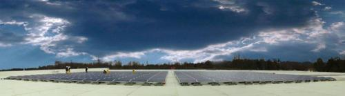IVC US Advances Sustainability with Solar from URE
