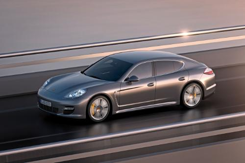 Porsche announces new Panamera Turbo S model will be revealed in U.S. at New York Auto Show